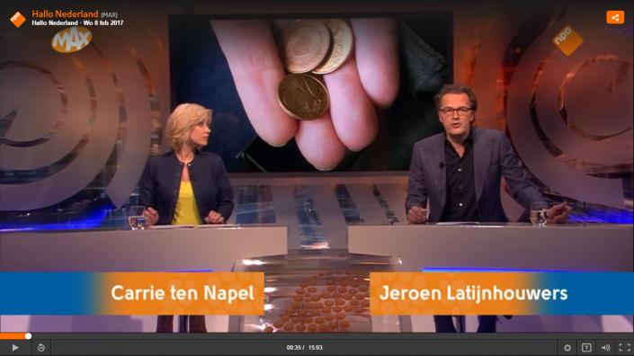 NPO - Hallo Nederland
